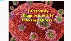 Laboratory Diagnosis of HIV Infection Quizzes